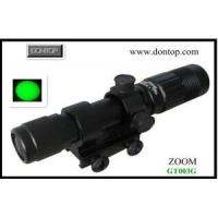 Tactical Green LED Torch Tactical Flashlight Torch /Hunting Laser Flashlight Designator Green DOT with Mount Ring Manufactures