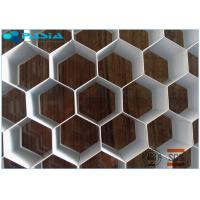 China High Rigidity Strong Decoration Honeycomb Structure Material Easy To Install And Fast on sale