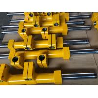 China Tie Rod Type Hydraulic Cylinder Single Acting Or Double Acting Customized 3000psi on sale