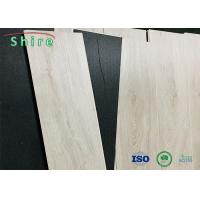 Embossed Surface Wooden Grain Spc Vinyl  Flooring For Indoor Installation Manufactures