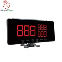 restaurant ordering equipment wireless signal receiver LED display