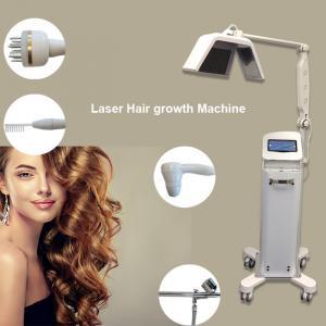 Anti Hair Loss Laser Hair Regrowth Machine BS-LL7H 650nm / 670nm Manufactures