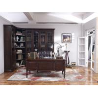 Quality Home Office Study room furniture Wooden Reading Writing desk Computer table with for sale