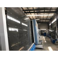 Professional Vertical Double Glazing Machinery Insulating Glass Washing Machine Manufactures
