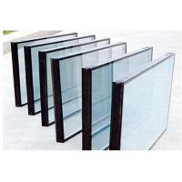 Qualified Float Glass Sealed Insulated Glass Unit For Refrigerator Filled With Air Manufactures