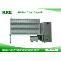 China IEC Standard Single Phase Meter Test Bench CT / PT Aluminium Alloy Structure on sale