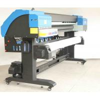 Two Dx5 Eco Solvent Printer With Two Pintheads For Wallpaper Manufactures