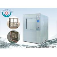 Muti level Password Access Veterinary Autoclave With Integral Clean Steam Generator Manufactures
