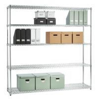 Adjustable Wire Shelving With CE Standards Shop Preferred Manufactures