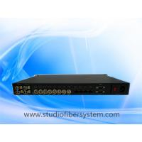 EFP camera fiber optic connection system(JM-EFP-G12)for Datavideo MCU-100/200 remote mobile studio system Manufactures
