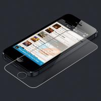 Oleophobic 9H Tempered Glass Screen Protector For Iphone 5 5s Waterproof Manufactures