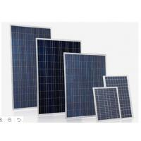 China Waterproof Poly Crystalline Solar Panel 220W PV Cells High Transmittance Glass on sale