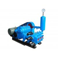 Buy cheap BW250 Oil Drilling Mud Pump Diesel Mud Pump High Pressure For Water Well from wholesalers