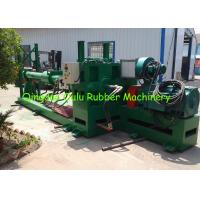 Water Cooling Rubber Extruder Machine 60R / Min For Rubber Foam Pipe / Sheet Manufactures
