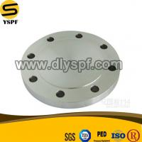 ASTM A182 F304 F316 F321 Stainless Steel Blind Flange Manufactures