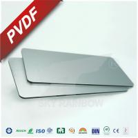 High Rigidity Aluminium Composite Metal Panel With PE PVDF Coating For Construction Manufactures