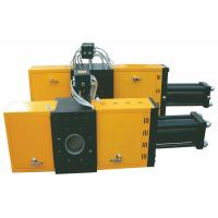 PP / PET Film Plastic Granulator Machine With Hydraulic Screen Changer Manufactures