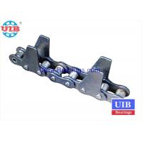Shot Peening Transmission Components , Triplex Roller Chain For Universal Machine Manufactures
