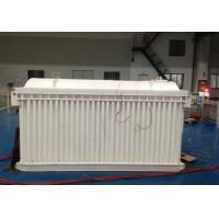 Buy cheap Underground Dry Type Distribution Transformer Device , 10kva Mobile Substation from wholesalers