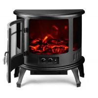 Cast Iron Small Portable Wood Burning Stove Near Stainless Steel Framework Manufactures
