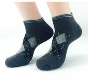 Custom logo, design cotton Material Men Ankle Socks Manufactures
