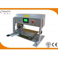 China Four Optional Speed PCB Depaneling Machine With Lcd Display And Safe Sensor on sale