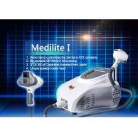 SHR Skin Care Beauty Equipment Hair Removal Machine With 8.4 LCD Touch Screen Manufactures