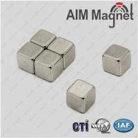 Super Strong Permanent Neodymium Block Magnet Manufactures