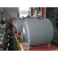 China Butt Welded Ball Valve on sale