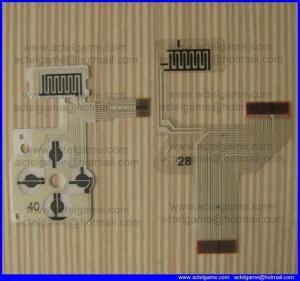 PSP D-Pad & L Key Cable PSP repair parts Manufactures