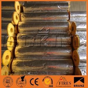 China Manufacturer of Glass Wool Pipe, Fiberglass Wool Pipe on sale