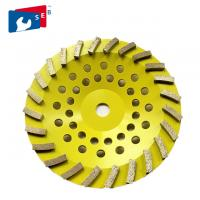 125mm Grinding Wheel with Diamond and Cup Shape for Concrete Masonry Manufactures