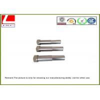 Metal Machining Services AISI 303 stainless steel shaft for cleaner Manufactures