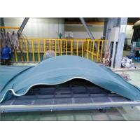 Automatic Industrial Laminating Equipment,Curved Laminated Glass Machine for Car Windscreen  2200x3200mm Manufactures