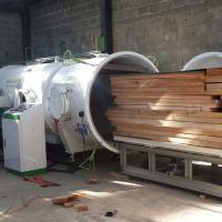 China HIGH FREQUENCY WOOD DRYING KILNS FOR SALE on sale