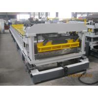 Automatic 1200mm width Metrocopo Tile Roll Forming Machine with CE certificate 380V Manufactures