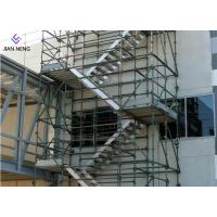 China Industrial Project Scaffold Stair Tower With Socket And Spigot Joints on sale