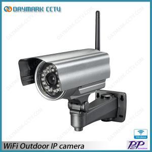 Waterproof Outdoor WiFi IP Camera Motion Detection Alarm Manufactures