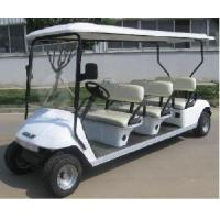 DV1066-Six Seats E-Golf Cart Manufactures