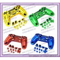 PS4 Controller Shell Case Electroplating PS4 repair parts Manufactures