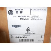 Industrial HMI Touch Screen Monitor Ab Panelview Plus 1000 2711P-T10C4D8 Manufactures