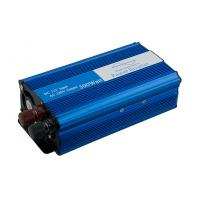 50Hz - 60Hz 300W Car Battery Power Inverter DC to AC with Aluminum Alloy Manufactures