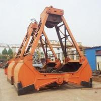QZ model grab bucket cranes, smooth starting and stopping Manufactures