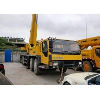 QY70K Second Hand Crane Truck Good Working Condition XCMG QY25K QY50K QY100K for sale