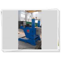 Worktable Pipe Welding Positioners / Welding Turntables Industry Manufactures