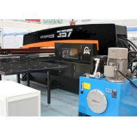 China AMD-357 Hydraulic Cnc Industrial Punching Machine For Sheet Metal Hole Punching on sale