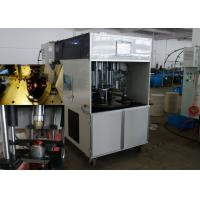 Automatic Winding Machine Fitted Around inserting Machine For Pumps / Air Compressors Manufactures