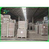 FSC Smooth Surface 1mm 2mm 3mm Gray Cardboard For Children Book Cover Manufactures