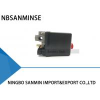 China SMF10 - L 1/4 NPT Air Compressor Pressure Switch Pressure Operated Electric Switch Easy Mounting NBSANMINSE on sale