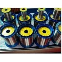 China Gray 321 / 430 Stainless Steel Wire Rod Coil With Electro-Polishing Surface on sale